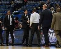 NCAA Men's Basketball AAC Tournament SF's - #1 SMU 70 vs. #4 UCF 59 (93)