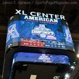 NCAA Men's Basketball AAC Tournament SF's - #2 Cincinnati 81 vs. #6 UConn 71 (1)