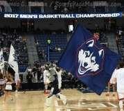 NCAA Men's Basketball AAC Tournament SF's - #2 Cincinnati 81 vs. #6 UConn 71 (14)