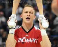 NCAA Men's Basketball AAC Tournament SF's - #2 Cincinnati 81 vs. #6 UConn 71 (16)