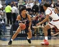NCAA Men's Basketball AAC Tournament SF's - #2 Cincinnati 81 vs. #6 UConn 71 (21)