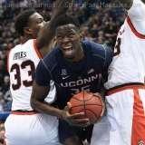 NCAA Men's Basketball AAC Tournament SF's - #2 Cincinnati 81 vs. #6 UConn 71 (25)