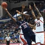 NCAA Men's Basketball AAC Tournament SF's - #2 Cincinnati 81 vs. #6 UConn 71 (26)