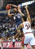 NCAA Men's Basketball AAC Tournament SF's - #2 Cincinnati 81 vs. #6 UConn 71 (27)