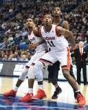 NCAA Men's Basketball AAC Tournament SF's - #2 Cincinnati 81 vs. #6 UConn 71 (29)