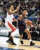 NCAA Men's Basketball AAC Tournament SF's - #2 Cincinnati 81 vs. #6 UConn 71 (31)