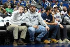 NCAA Men's Basketball AAC Tournament SF's - #2 Cincinnati 81 vs. #6 UConn 71 (37)
