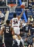NCAA Men's Basketball AAC Tournament SF's - #2 Cincinnati 81 vs. #6 UConn 71 (38)