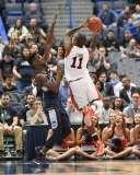 NCAA Men's Basketball AAC Tournament SF's - #2 Cincinnati 81 vs. #6 UConn 71 (44)