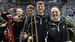 NCAA Men's Basketball AAC Tournament SF's - #2 Cincinnati 81 vs. #6 UConn 71 (7)