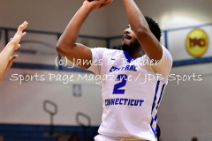 Gallery NCAA Mens Basketball CCSU 58 vs. Wagner 80