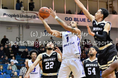 Gallery NCAA Mens Basketball CCSU 64 vs. Bryant 59