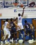 NCAA Men's Basketball - CCSU 64 vs. Robert Morris 74 - Photo (15)