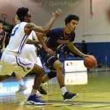 NCAA Men's Basketball - CCSU 64 vs. Robert Morris 74 - Photo (17)