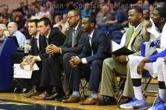 NCAA Men's Basketball - CCSU 64 vs. Robert Morris 74 - Photo (20)