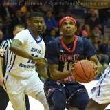 NCAA Men's Basketball - CCSU 64 vs. Robert Morris 74 - Photo (24)