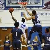 NCAA Men's Basketball - CCSU 64 vs. Robert Morris 74 - Photo (27)