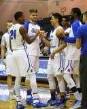 NCAA Men's Basketball - CCSU 64 vs. Robert Morris 74 - Photo (3)