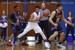 NCAA Men's Basketball - CCSU 64 vs. Robert Morris 74 - Photo (33)