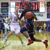 NCAA Men's Basketball - CCSU 64 vs. Robert Morris 74 - Photo (40)
