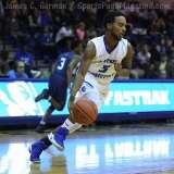 NCAA Men's Basketball - CCSU 64 vs. Robert Morris 74 - Photo (43)