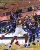 NCAA Men's Basketball - CCSU 64 vs. Robert Morris 74 - Photo (50)