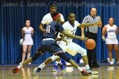 NCAA Men's Basketball - CCSU 64 vs. Robert Morris 74 - Photo (57)