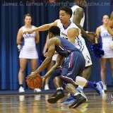 NCAA Men's Basketball - CCSU 64 vs. Robert Morris 74 - Photo (58)