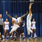 NCAA Men's Basketball - CCSU 64 vs. Robert Morris 74 - Photo (59)