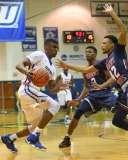 NCAA Men's Basketball - CCSU 64 vs. Robert Morris 74 - Photo (61)
