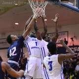 NCAA Men's Basketball - CCSU 64 vs. Robert Morris 74 - Photo (65)