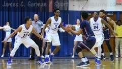 NCAA Men's Basketball - CCSU 64 vs. Robert Morris 74 - Photo (66)