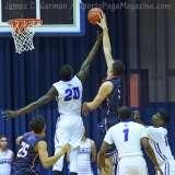 NCAA Men's Basketball - CCSU 64 vs. Robert Morris 74 - Photo (77)