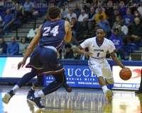 NCAA Men's Basketball - CCSU 64 vs. Robert Morris 74 - Photo (82)