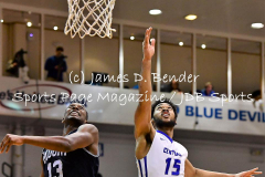 Gallery NCAA Mens Basketball CCSU 66 vs. Mount St Mary's 79