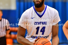 Gallery NCAA Mens Basketball: CCSU 79 vs. Penn State Wilkes-Barre 58