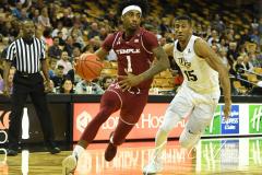 NCAA Men's Basketball - Central Florida 78 vs. Temple 73 (12)