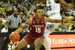 NCAA Men's Basketball - Central Florida 78 vs. Temple 73 (15)