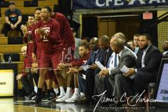 NCAA Men's Basketball - Central Florida 78 vs. Temple 73 (18)