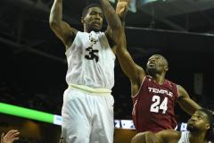 NCAA Men's Basketball - Central Florida 78 vs. Temple 73 (33)