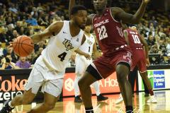 NCAA Men's Basketball - Central Florida 78 vs. Temple 73 (53)