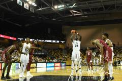 NCAA Men's Basketball - Central Florida 78 vs. Temple 73 (59)