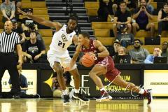 NCAA Men's Basketball - Central Florida 78 vs. Temple 73 (62)