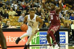 NCAA Men's Basketball - Central Florida 78 vs. Temple 73 (77)