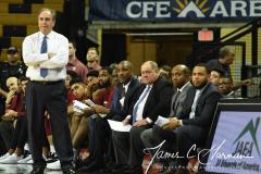 NCAA Men's Basketball - Central Florida 78 vs. Temple 73 (80)