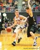 NCAA Men's Basketball Portland 64 vs. St. Marys 74 (15)