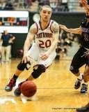 NCAA Men's Basketball Portland 64 vs. St. Marys 74 (19)