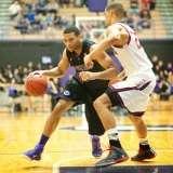 NCAA Men's Basketball Portland 64 vs. St. Marys 74 (20)