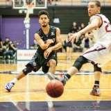 NCAA Men's Basketball Portland 64 vs. St. Marys 74 (22)