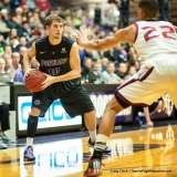 NCAA Men's Basketball Portland 64 vs. St. Marys 74 (25)